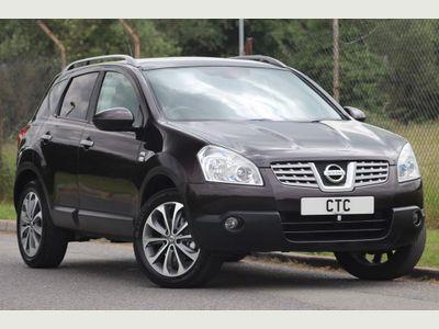 Nissan Qashqai Hatchback 2.0 n-tec CVT 4WD 5dr
