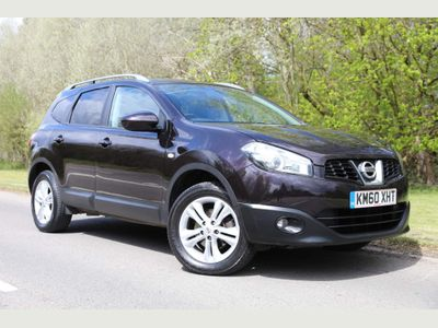 Nissan Qashqai+2 SUV 1.6 Acenta 2WD (s/s) 5dr