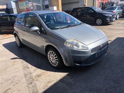 Fiat Grande Punto Hatchback 1.4 8v Dynamic 3dr
