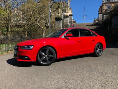 Audi A4 Saloon 2.0 TDI SE Technik 4dr