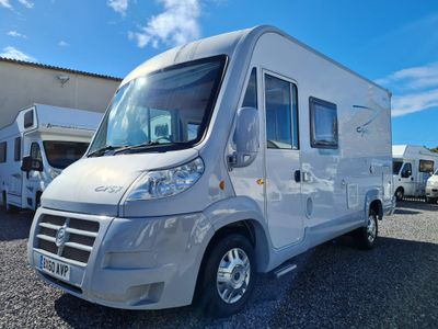 Pilote Sorry now sold A Class Fiat ducato 2.3 m-jet