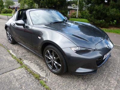 Mazda MX-5 RF Convertible 2.0 SKYACTIV-G Sport Nav Auto 2dr