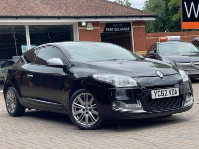 Renault Megane Coupe 1.5 dCi GT Line TomTom (s/s) 3dr