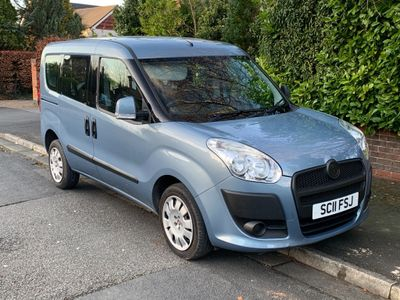 Fiat Doblo Estate 1.4 16v Dynamic 5dr
