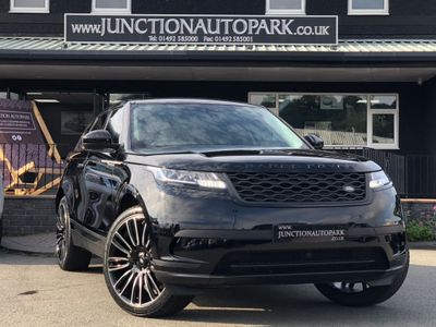 LAND ROVER RANGE ROVER VELAR SUV 2.0 D180 Auto 4WD (s/s) 5dr