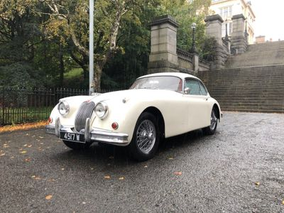 Jaguar XK150 Unlisted