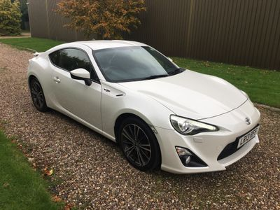 Toyota GT86 Coupe 2.0 D-4S 2dr