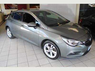 Vauxhall Astra Hatchback 1.4i SRi Nav 5dr