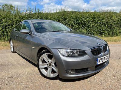 BMW 3 Series Coupe 3.0 330d SE 2dr
