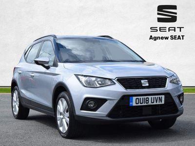 SEAT Arona SUV 1.6 TDI SE Technology (s/s) 5dr