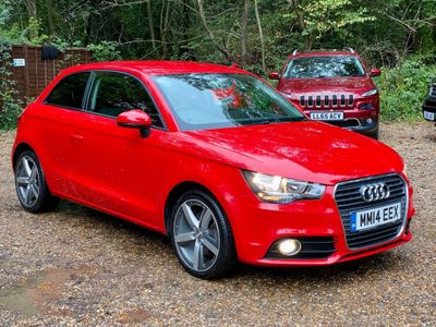 Audi A1 Hatchback 1.4 TFSI Sport S Tronic 3dr
