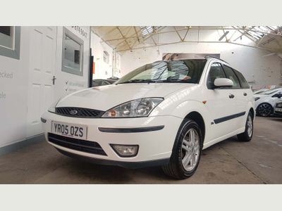 Ford Focus Estate 1.8 TDdi Zetec 5dr