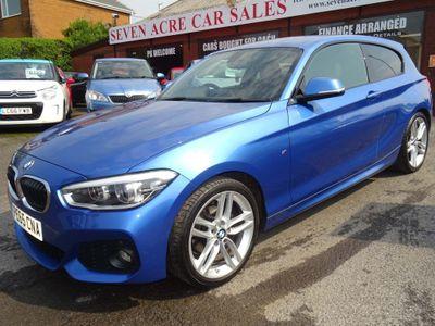 BMW 1 Series Hatchback 1.5 118i M Sport (s/s) 3dr