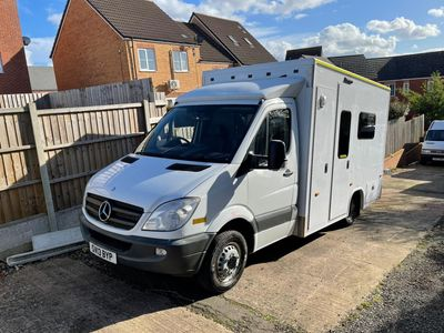 Mercedes-Benz Sprinter Specialist Vehicle 3.0 CDI 519 MWB HIGH ROOF AMBULANCE