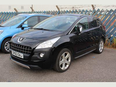 Peugeot 3008 SUV 1.6 e-HDi FAP Allure EGC 5dr