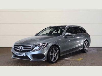 Mercedes-Benz C Class Estate 2.1 C220d AMG Line (Premium Plus) G-Tronic+ 4MATIC (s/s) 5dr