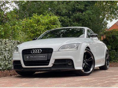 Audi TT Coupe 2.0 TFSI Black Edition 3dr