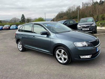 SKODA Rapid Spaceback Hatchback 1.4 TDI SE Tech Spaceback (s/s) 5dr