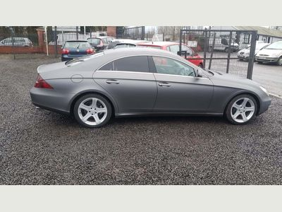 Mercedes-Benz CLS Coupe 3.0 CLS320 CDI 7G-Tronic 4dr