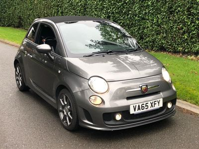 Abarth 500C Convertible 1.4 T-Jet MTA 2dr