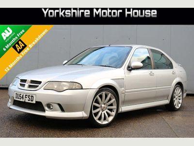 MG MG ZS Saloon 1.8 120 4dr