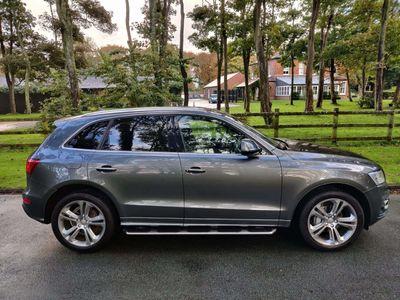 Audi Q5 SUV 2.0 TDI S line Plus quattro (s/s) 5dr