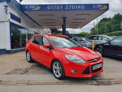 Ford Focus Estate 1.0 SCTi EcoBoost Titanium X 5dr