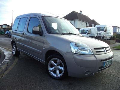 Citroen Berlingo MPV 1.6 Forte Multispace 5dr