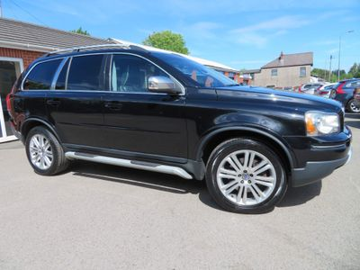 Volvo XC90 SUV 2.4 D5 Executive Geartronic 4WD 5dr