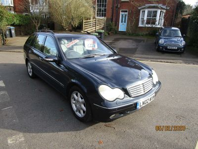 Mercedes-Benz C Class Estate 2.7 CDI Elegance 5dr
