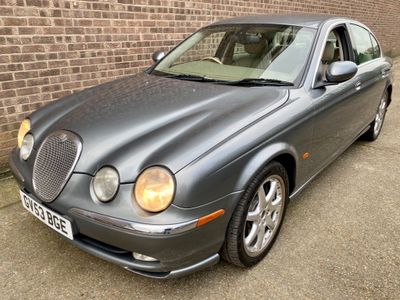 Jaguar S-Type Saloon 4.2 V8 SE Plus 4dr