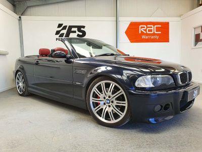 BMW M3 Convertible 3.2 2dr