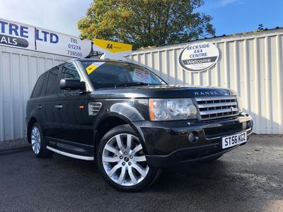 Land Rover Range Rover Sport SUV 4.2 V8 Supercharged HSE 5dr