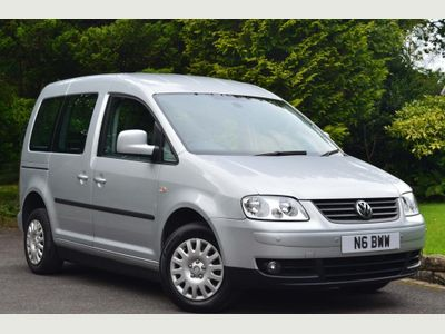 Volkswagen Caddy Unlisted 1.9 Life TDI 5d