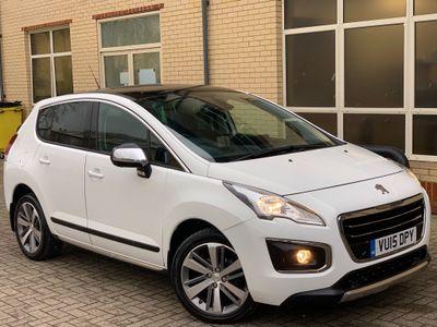 Peugeot 3008 SUV 1.6 HDi Allure ETG (s/s) 5dr