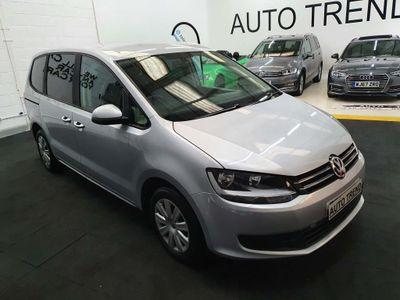 Volkswagen Sharan MPV 2.0 TD BlueMotion Tech S DSG 5dr