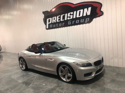 BMW Z4 Convertible 3.0 30i M Sport sDrive 2dr