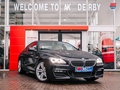 BMW 6 Series Coupe 640D M SPORT GRAN COUPE