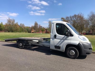 Citroen Relay Vehicle Transporter 2.2 HDI L35 L3 LWB TRANSPORTER RECOVERY