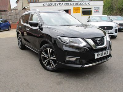 Nissan X-Trail SUV 1.6 DIG-T N-Connecta (s/s) 5dr