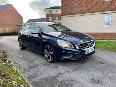 Volvo V60 Estate 1.6 D DRIVe R-Design (s/s) 5dr