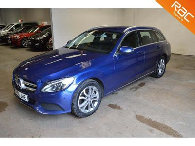 Mercedes-Benz C Class Estate 2.1 C220d Sport (s/s) 5dr