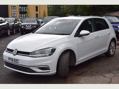 Volkswagen Golf Hatchback 1.0 TSI SE DSG (s/s) 5dr
