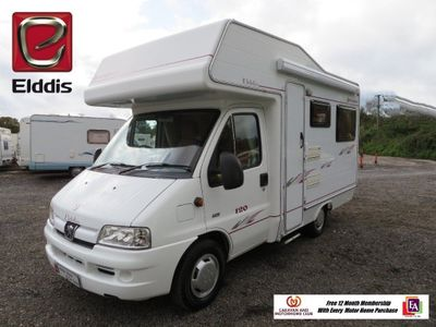 Elddis Autoquest 120 Coach Built