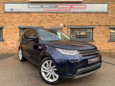 Land Rover Discovery SUV 3.0 SD V6 Anniversary Edition Auto 4WD (s/s) 5dr