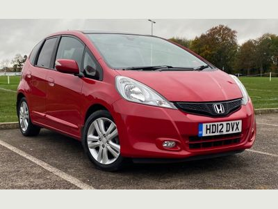 Honda Jazz Hatchback 1.4 i-VTEC EXL 5dr (leather)