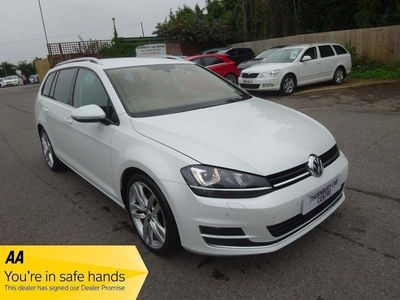 Volkswagen Golf Estate 2.0 TDI GT DSG 5dr