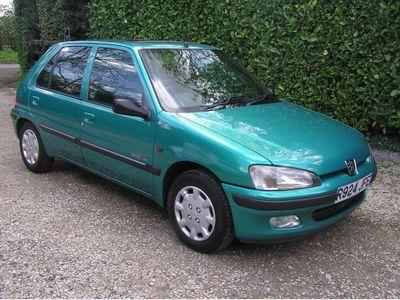 Peugeot 106 Hatchback 1.1 XL Independence Limited Edition 5dr