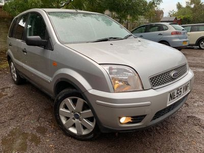 FORD FUSION Hatchback 1.6 + 5dr