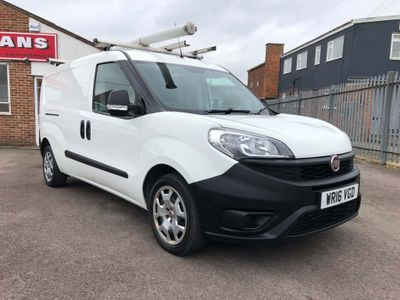Fiat Doblo Panel Van 1.6Multijet 105BHP 6Speed 6Door Maxi Van